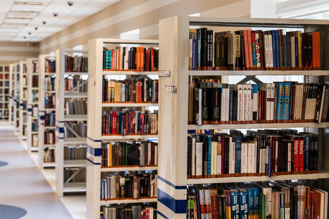 row-of-books-in-shelf