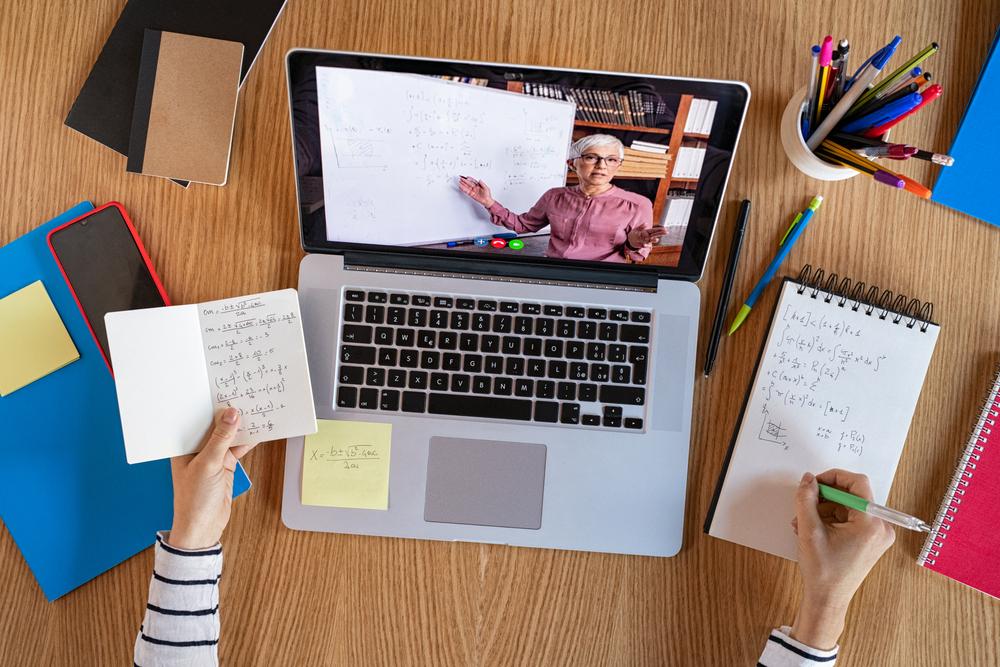 online-school-learning